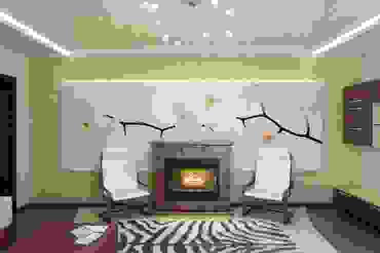 Дизайн гостиной в современной классике. Гостиная в классическом стиле от Цунёв_Дизайн. Студия интерьерных решений. Классический