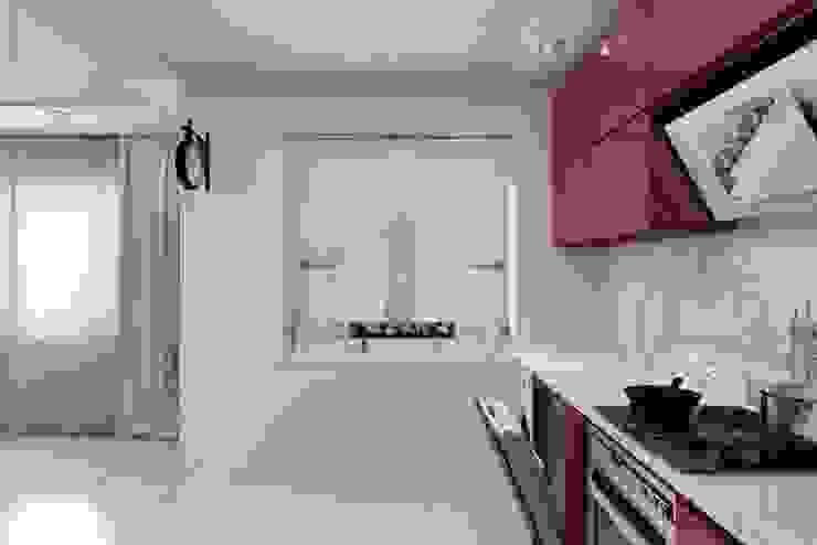Дизайн кухни-гостиной. г. Буденовск Кухня в классическом стиле от Цунёв_Дизайн. Студия интерьерных решений. Классический