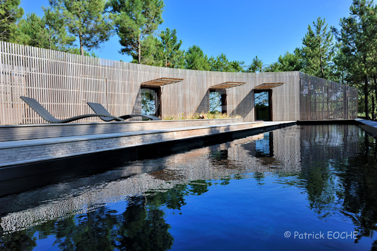 patrick eoche Photographie d'architecture Pool