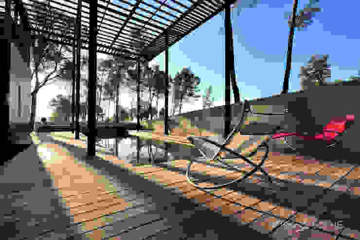 patrick eoche Photographie d'architecture Modern Pool