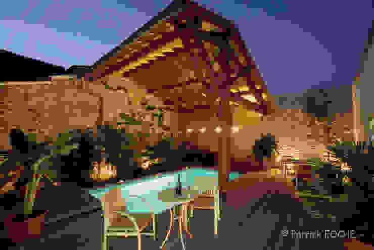 Architecture maisons patrick eoche Photographie d'architecture Piscine méditerranéenne