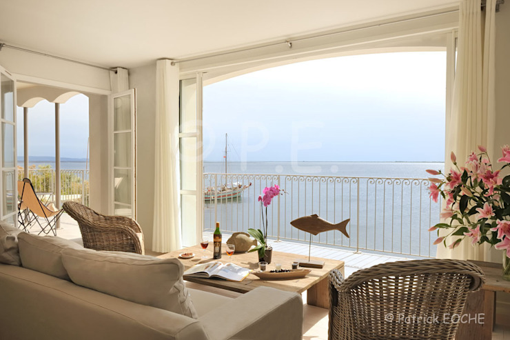 Immobilier, hôtellerie, chambre d'hôte patrick eoche Photographie d'architecture Hôtels méditerranéens