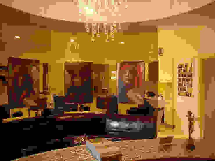 Биосалон <q>Владислава</q> в Черкассах Офисы и магазины в стиле модерн от дизайн-студия Олеси Середы Модерн