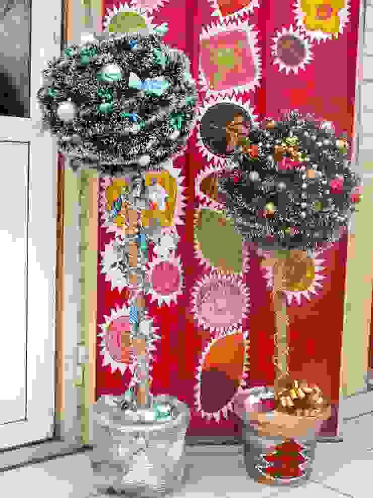 Роспись двери эмалевыми красками. Дома в средиземноморском стиле от Наталья Дубовая Charman-design Средиземноморский