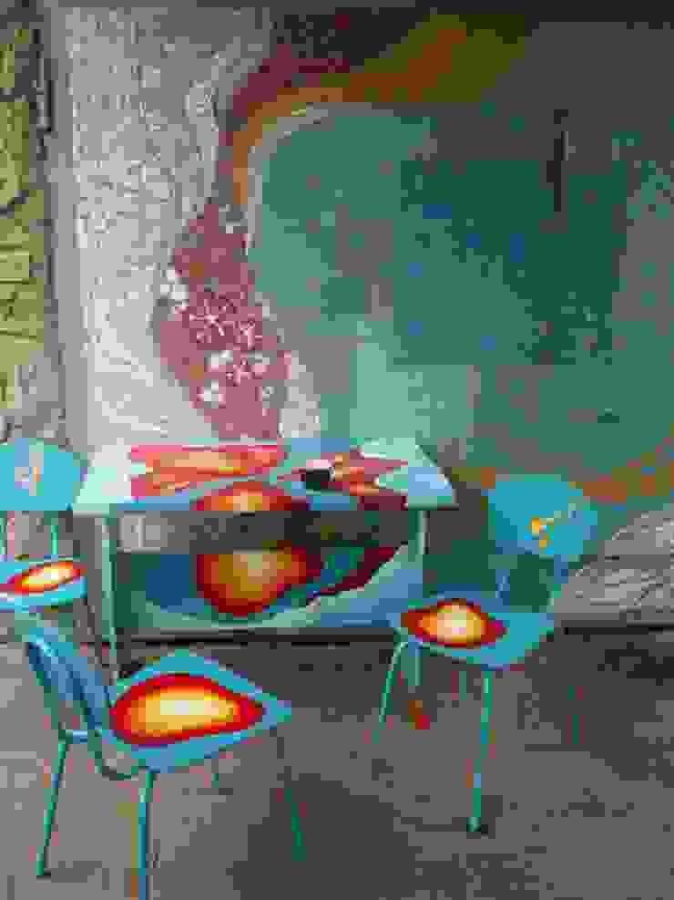 Роспись предметов и малых форм эмалевыми красками. от Наталья Дубовая Charman-design Средиземноморский