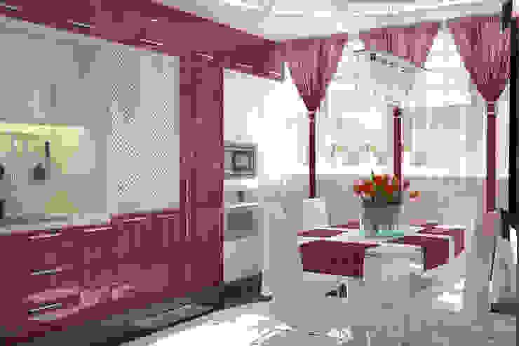 Дизайн кухни: Ар Деко, неоклассика или современный стиль? Кухня в стиле модерн от Студия дизайна Interior Design IDEAS Модерн