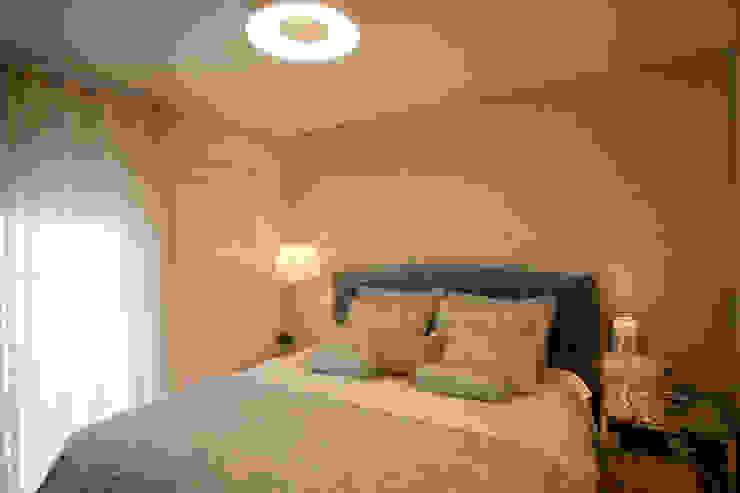 Asenne Arquitetura Minimalist bedroom