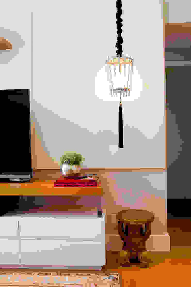 Asenne Arquitetura Living roomLighting