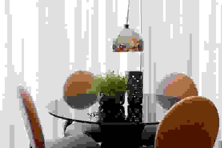 Apartamento Vila Nova Conceição Salas de jantar modernas por Asenne Arquitetura Moderno
