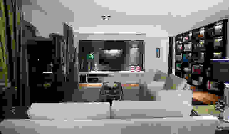 Asenne Arquitetura Living room