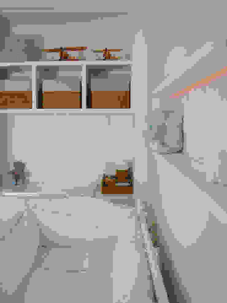 Asenne Arquitetura Nursery/kid's roomStorage