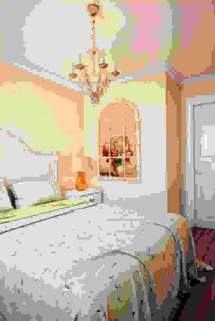 Olive tree Спальня в эклектичном стиле от Marina Sarkisyan Эклектичный