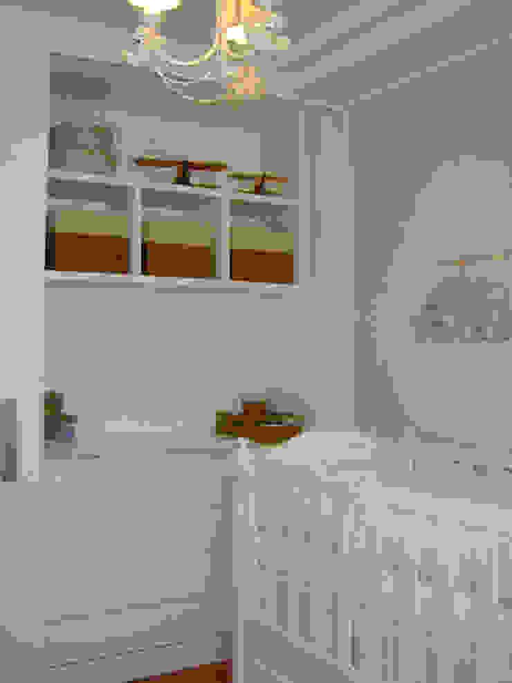 Asenne Arquitetura Nursery/kid's roomBeds & cribs