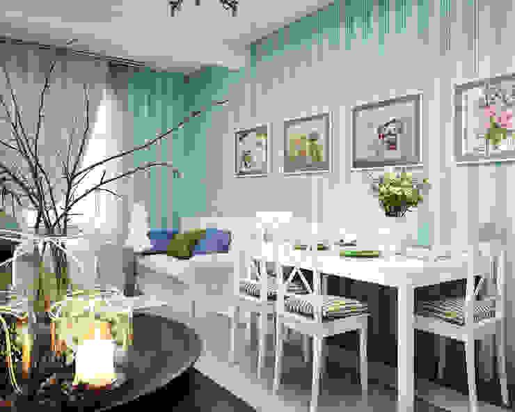 Дизайн кухни: Ар Деко, неоклассика или современный стиль? Кухня в классическом стиле от Студия дизайна Interior Design IDEAS Классический