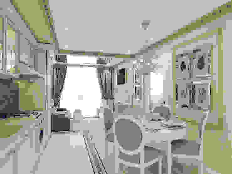 Classic style kitchen by Volkovs studio Classic