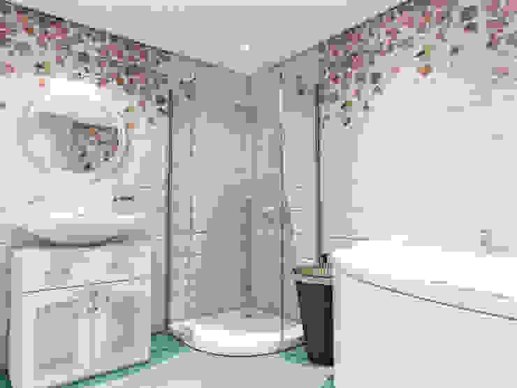 Classic style bathroom by Volkovs studio Classic