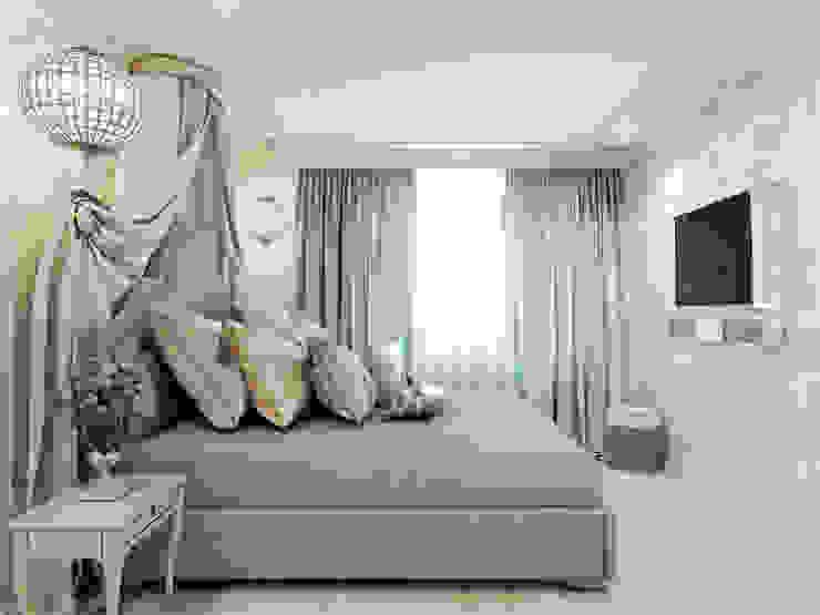 Volkovs studio Dormitorios de estilo clásico