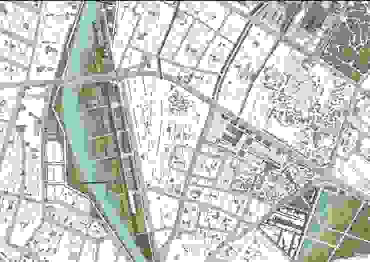 Sarıçay – wetland / the ecological filter and urban texture ON TASARIM LTD. ŞTi.