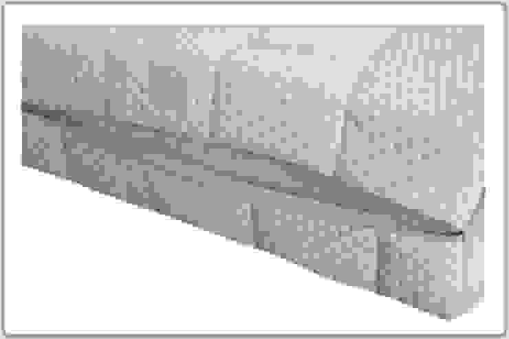 Colchón antiestres de Stylex (Detalle cremallera) de Mobihogar-2000 Moderno
