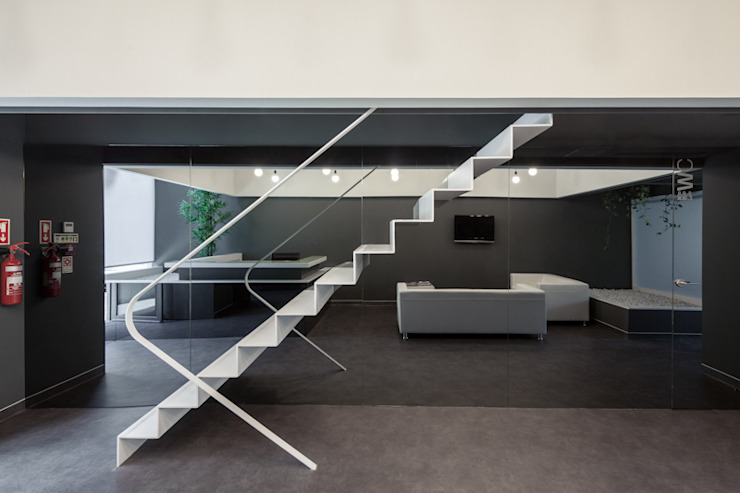 Dental Clinic Clínicas minimalistas por PAULO MERLINI ARCHITECTS Minimalista