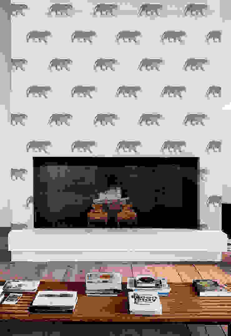 New Ceylan Wallpaper ref 4400058: rustic  by Paper Moon, Rustic