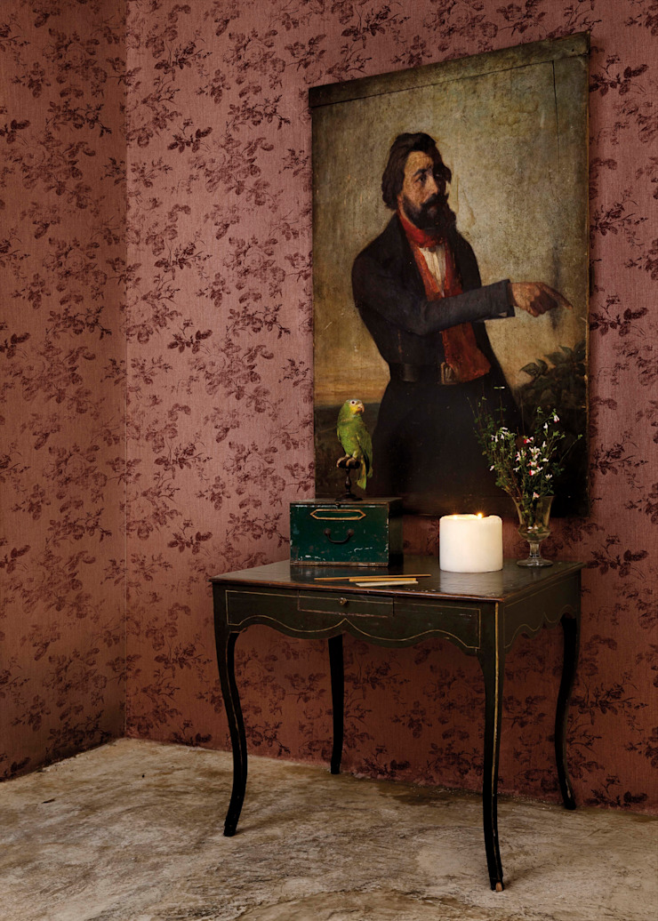 New Ceylan Wallpaper ref 4400047: rustic  by Paper Moon, Rustic