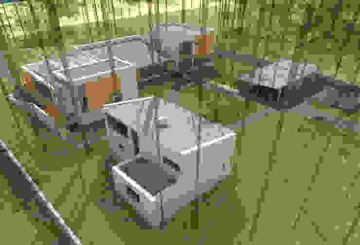 Дом на берегу Финского залива Дома в стиле модерн от Format A5 Fontanka Модерн