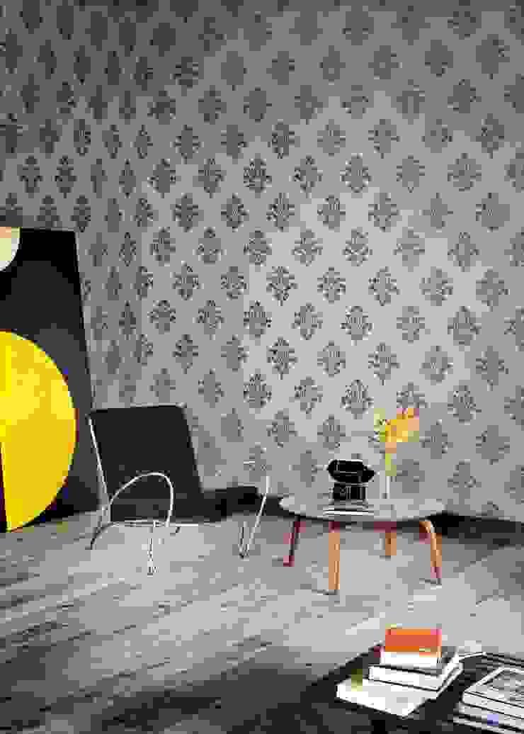 New Ceylan Wallpaper ref 4400025: rustic  by Paper Moon, Rustic