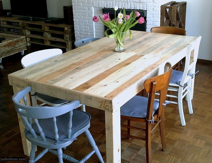 Palletideas CuisineTables, chaises & bancs