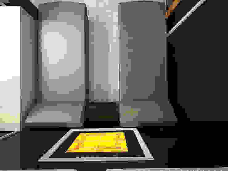 Шик Гостиные в эклектичном стиле от Дизайн студия Александра Скирды ВЕРСАЛЬПРОЕКТ Эклектичный