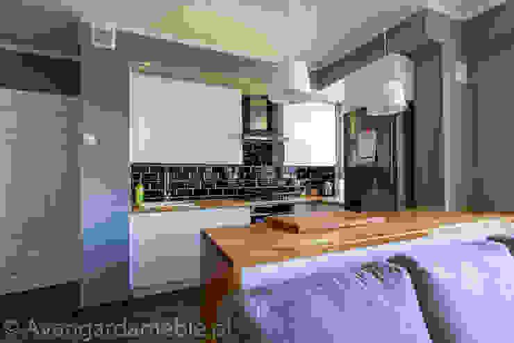 Cozinha  por Sebastian Germak - Avangarda Meble,
