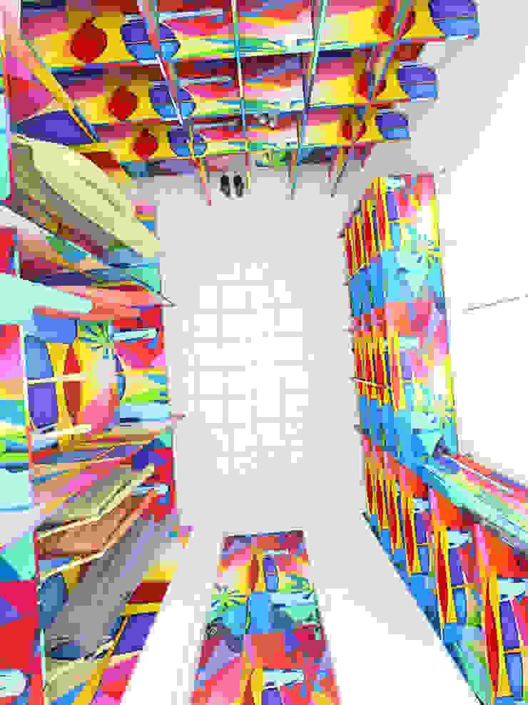 Шик Гардеробная в эклектичном стиле от Дизайн студия Александра Скирды ВЕРСАЛЬПРОЕКТ Эклектичный