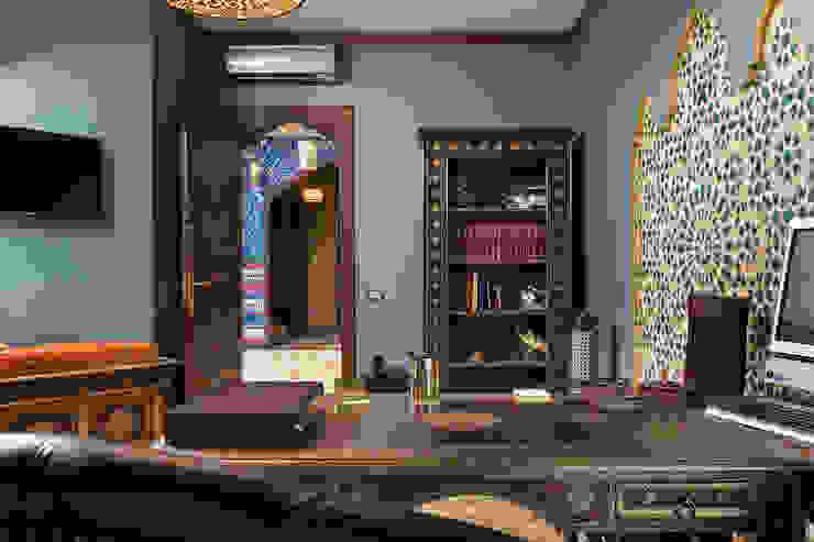 Квартира Рабочий кабинет в эклектичном стиле от Postformula Эклектичный