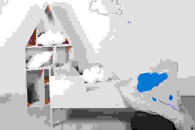 Biblioteczka drewniana Flip My Label Pokój dziecięcyMeble do przechowywania