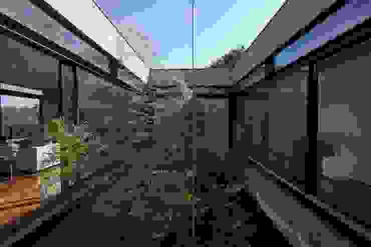 Casa | LM | Jardins de inverno modernos por Marcos Bertoldi Moderno