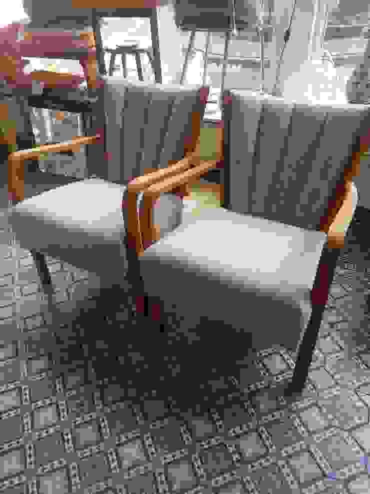 studio zipp: meubelstoffering in zowel klassieke, als moderne vorm van studio zipp Scandinavisch