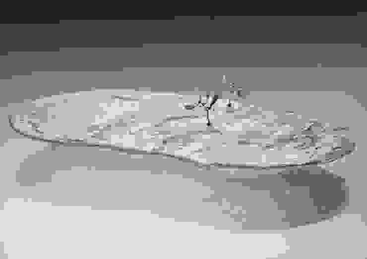 Exclusive glass bowls and trays – fused glass od TransLight Sp. z o.o. Skandynawski