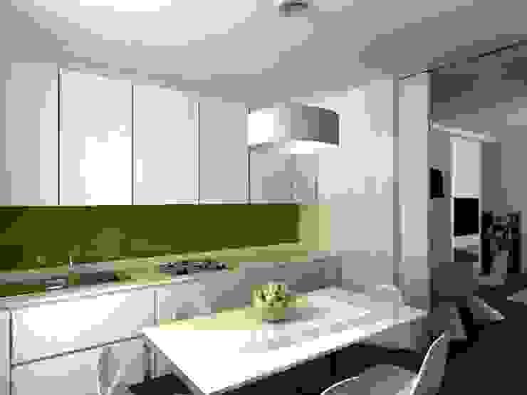 5 Cucina minimalista di maps_architetti Minimalista