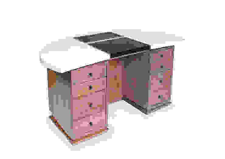 Art Deco Vellum Desk de Rupert Bevan Ltd Moderno