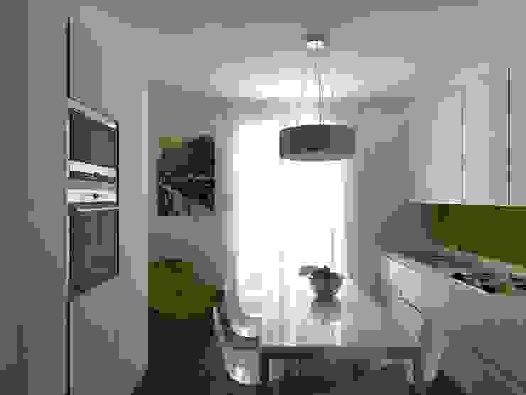 4 Cucina minimalista di maps_architetti Minimalista