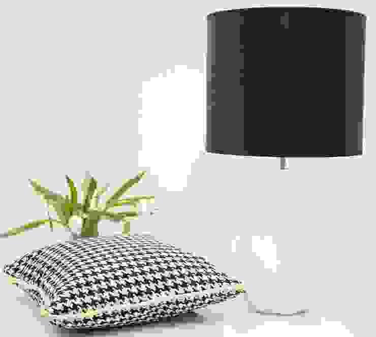 Black and White ...always lamp por ORCHIDS LOFT Moderno
