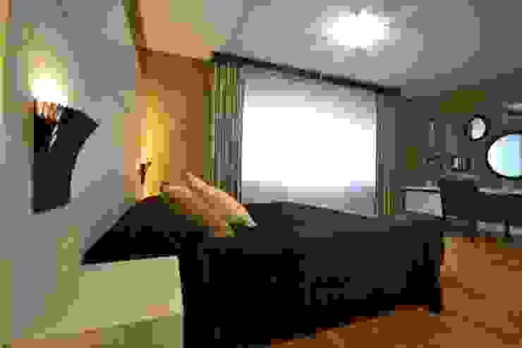 Dormitorio principal Canexel Dormitorios eclécticos