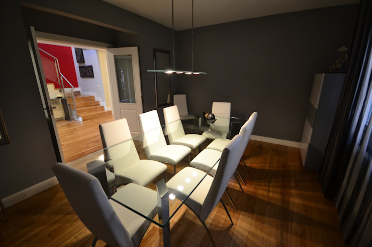 Dining room by Canexel,