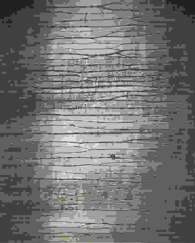 Gilded Cracked Gesso Modern walls & floors by Rupert Bevan Ltd Modern