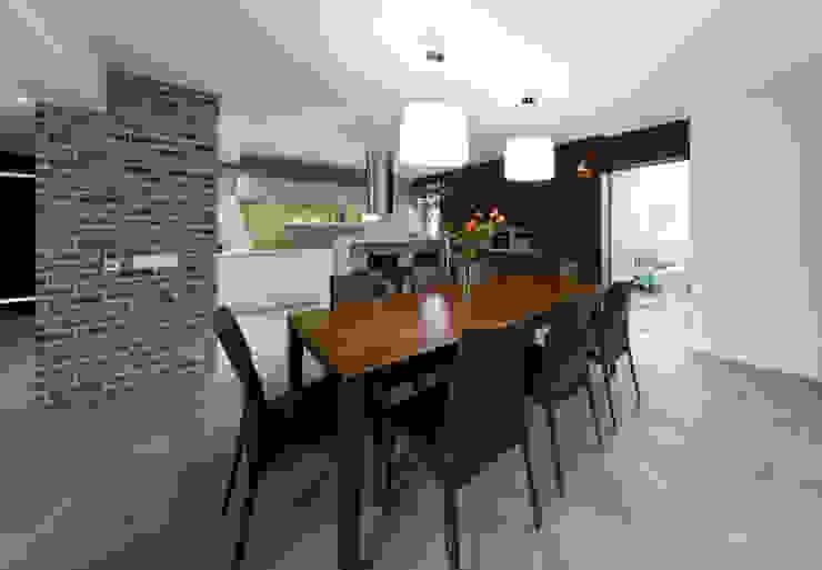 Modern dining room by Pracownia Świętego Józefa Modern