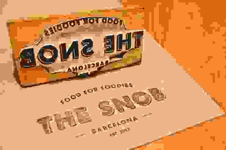 CECILIA POZZI INTERIORISMO Gastronomy