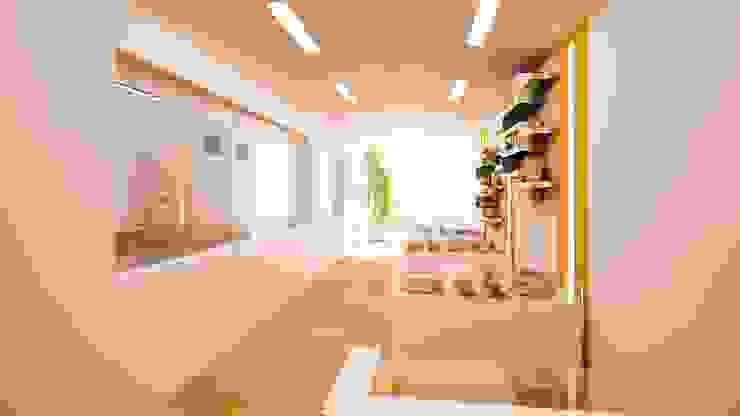 Spazi commerciali moderni di GodoyArquitectos Moderno