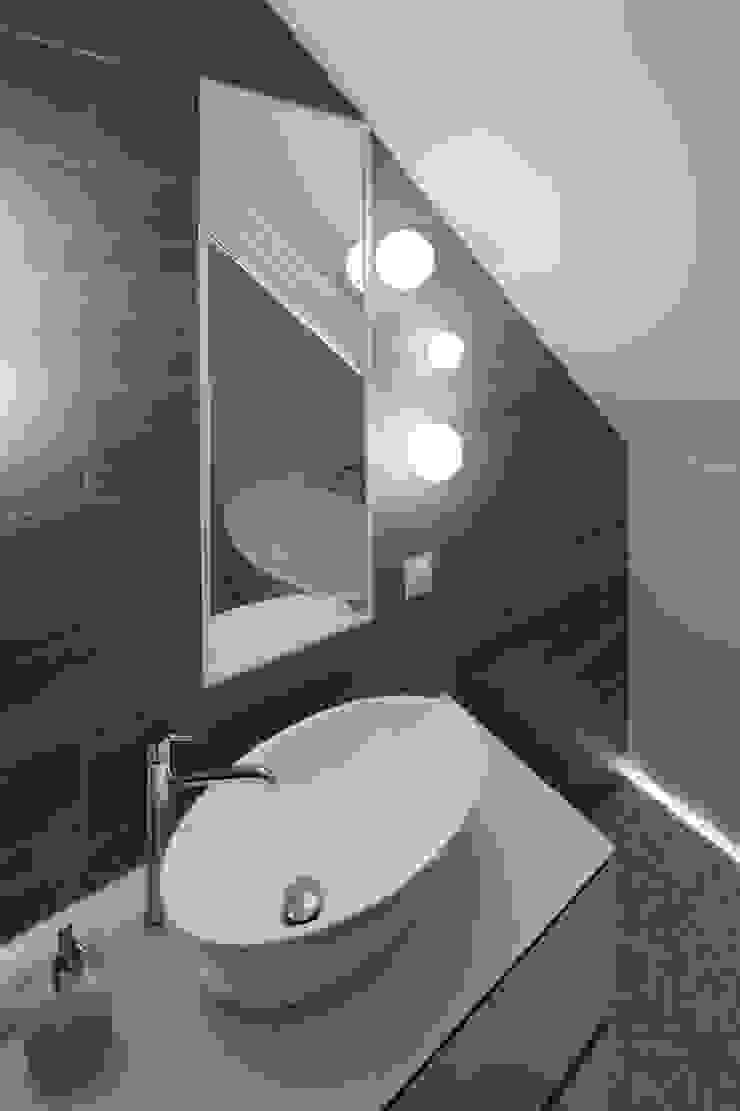 łazienka Nowoczesna łazienka od Pracownia Świętego Józefa Nowoczesny