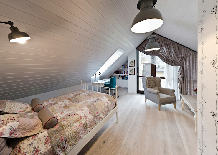 Nursery/kid's room by Pracownia Świętego Józefa, Scandinavian