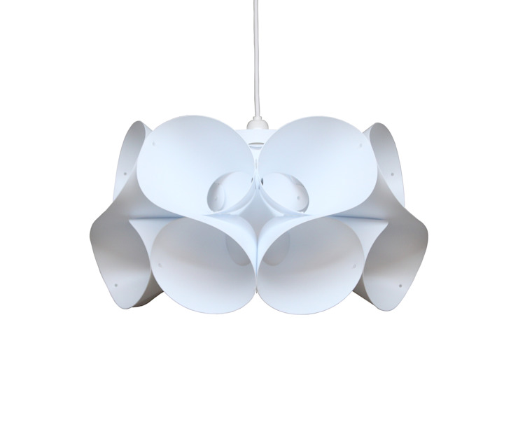 Swirl - Light Shade: modern  by Kaigami, Modern